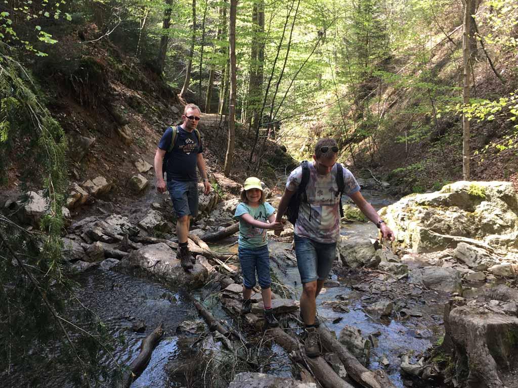 Wandelen in de Ardennen met kinderen