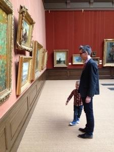 Teylersmuseum met kinderen