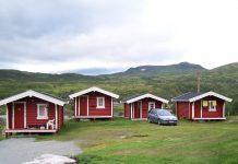 vakantie met kinderen, kids er op uit, kampeerhutten, rondreis, noorwegen, zweden, kamperen met kinderen
