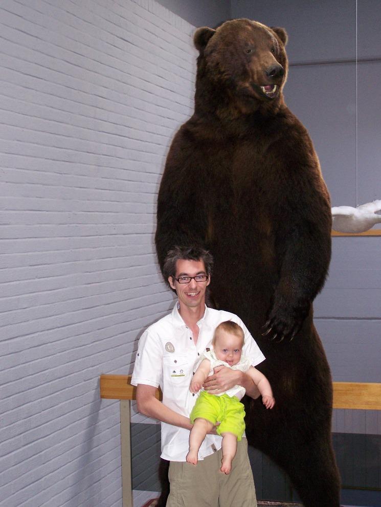 Levensechte beer!