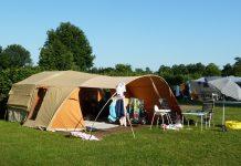 Vakantie met kinderen, kids er op uit, kamperen met kinderen, Aart Kok Tundra