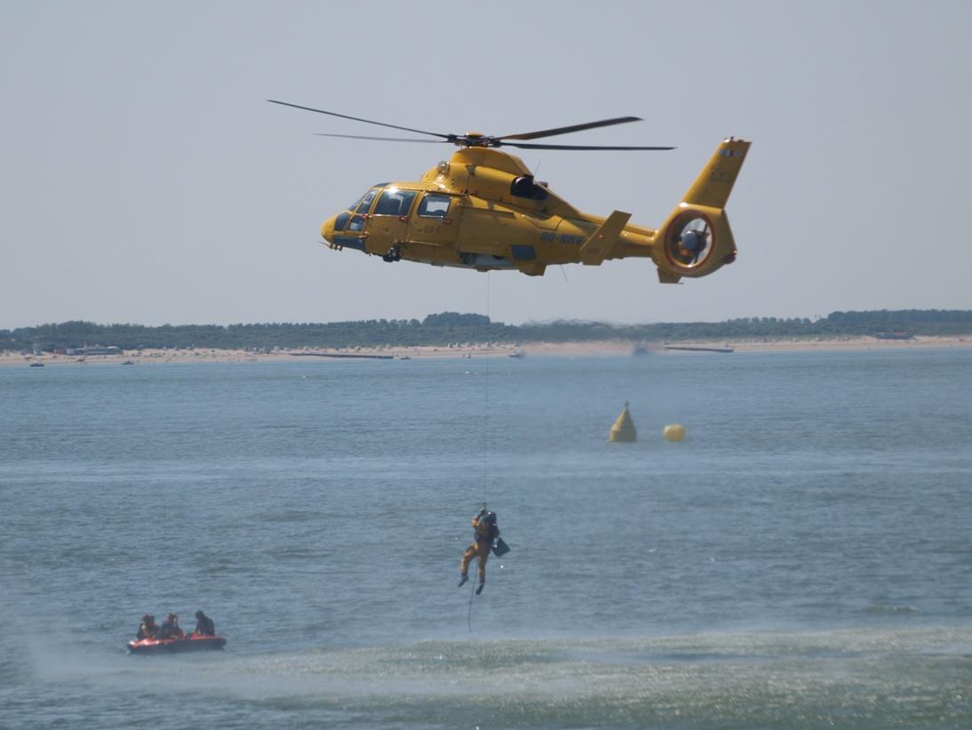 Vakantie met kinderen, kids er op uit, Rescue Vlissingen, Zeeland, Walcheren