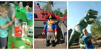 Playmobilpark, Duitsland, Vakantie met kinderen, KidsErOpUit