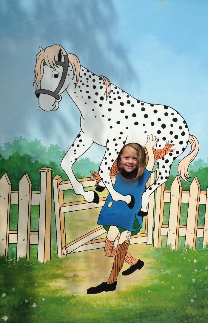 Zweden Astrid Lindgren V 228 Rld Oftewel Het Pippi Park