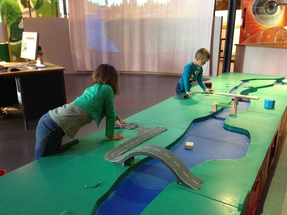 vakantie met kinderen, Trollhattan met kinderen, Innovatum, Zweden, kids er op uit