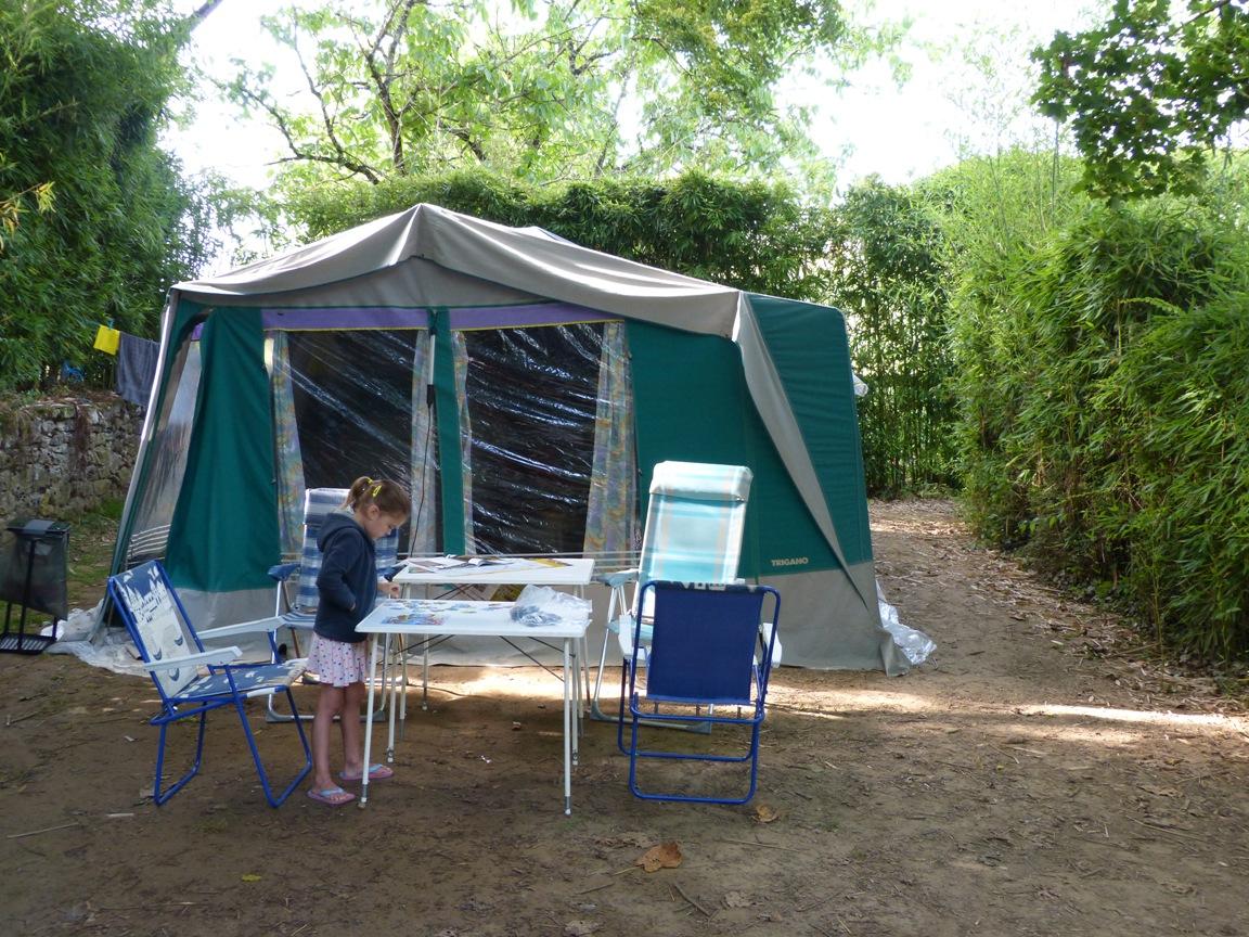 vakantie met kinderen, kamperen met kinderen, vouwwagen met kinderen, Trigano Chantilly ervaring, kids er op uit
