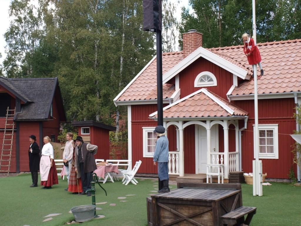 Michiel van de Hazelhoeve. De Pietje Bell van Zweden.