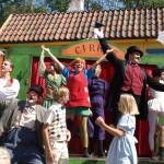 vakantie met kinderen, Astrid lindgren varld, pippi langkous park, kampeerhuttenrondreis, Zweden met kinderen, kids er op uit