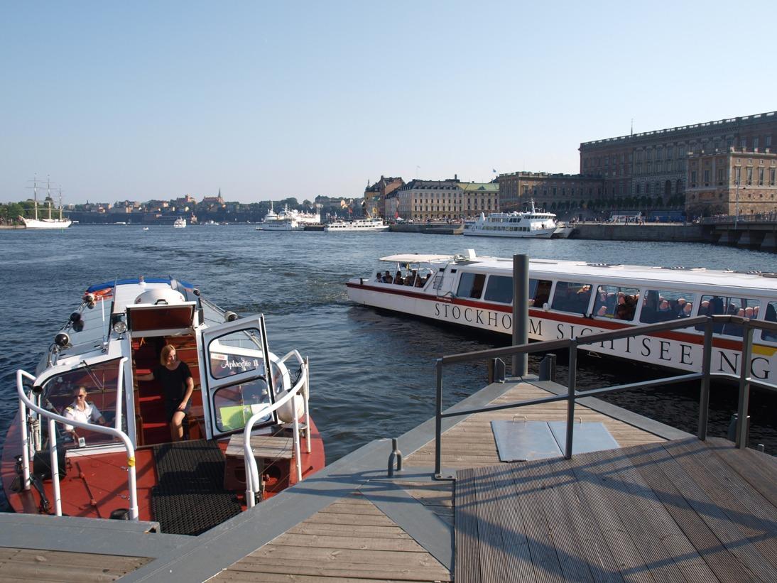 vakantie met kinderen, citytrip met kinderen, rondvaart, Stockholm, Amsterdam, kids er op uit, rondvaartboot