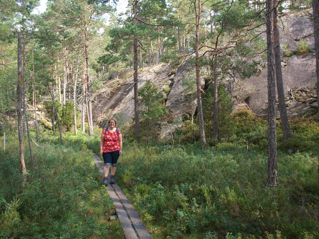 vakantie met kinderen, wandelen met kinderen, nationaal park Tiveden, Zweden, wandelen, rotsen, oerbos, kids er op uit