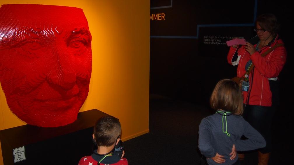 Kids er op uit, Art of the bricks, Amsterdam, lego tentoonstelling, Art of the bricks met kinderen, Amsterdam Expo, dagje uit met kinderen