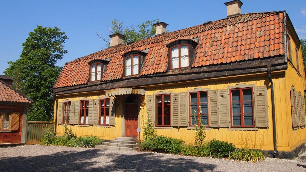 Mooie Zweedse huisjes.