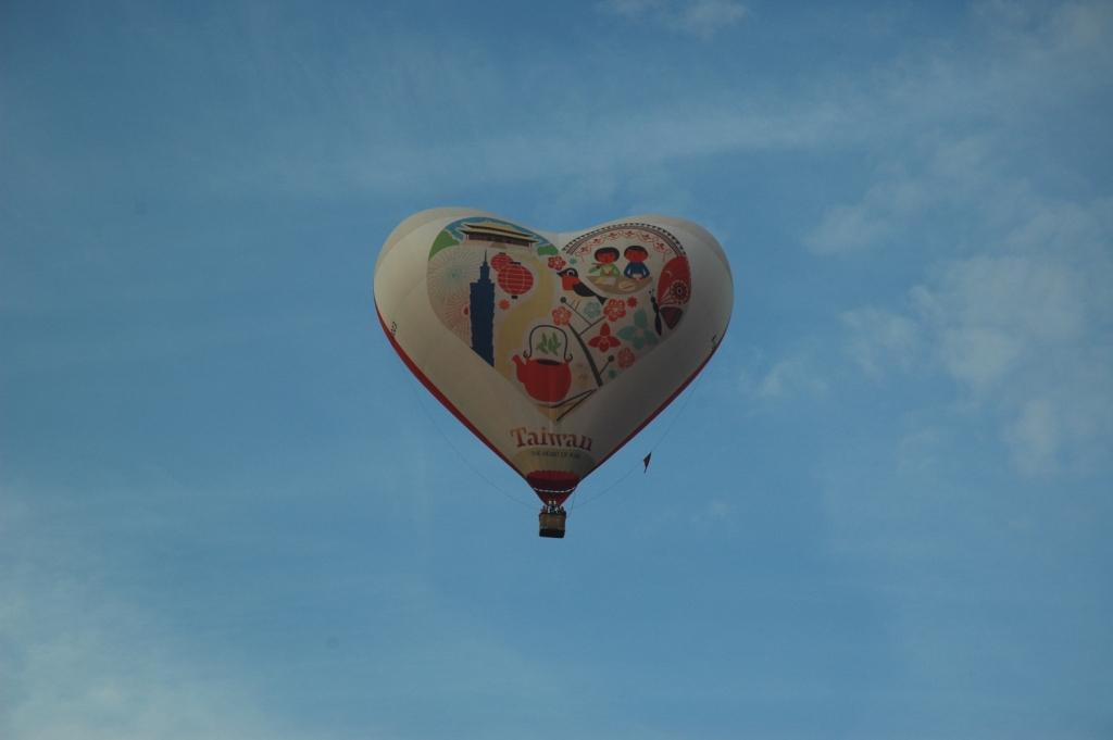 Luchtballonnen uit allerlei landen komen naar Twente Ballooning.