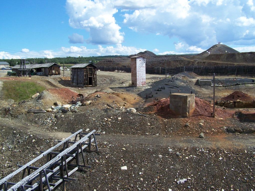 De mijnwerkers kunnen zo weer aan de slag.