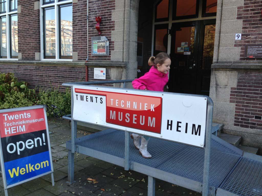 Het Twents Techniekmuseum HEIM: aanrader met kinderen.