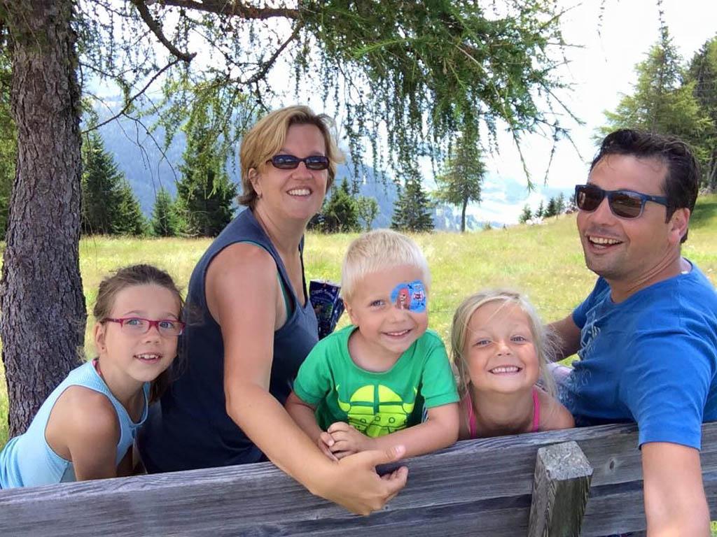 Blogger Fieke actieve vakantie met kinderen