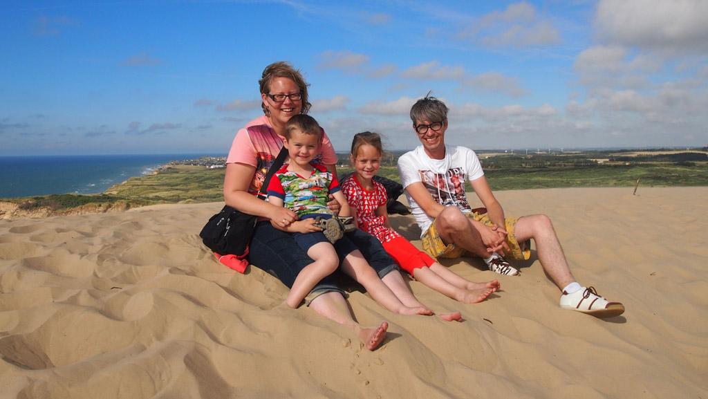 Vakantie rondreizen met kinderen