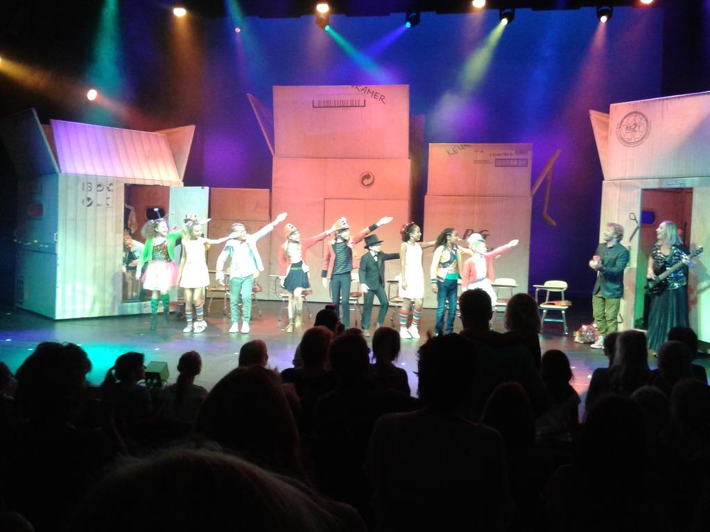 Kinderen voor Kinderen de Musical