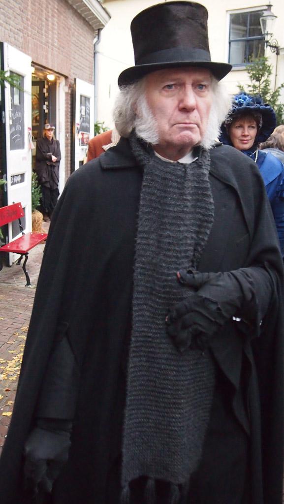 Dickens Festijn Scrooge