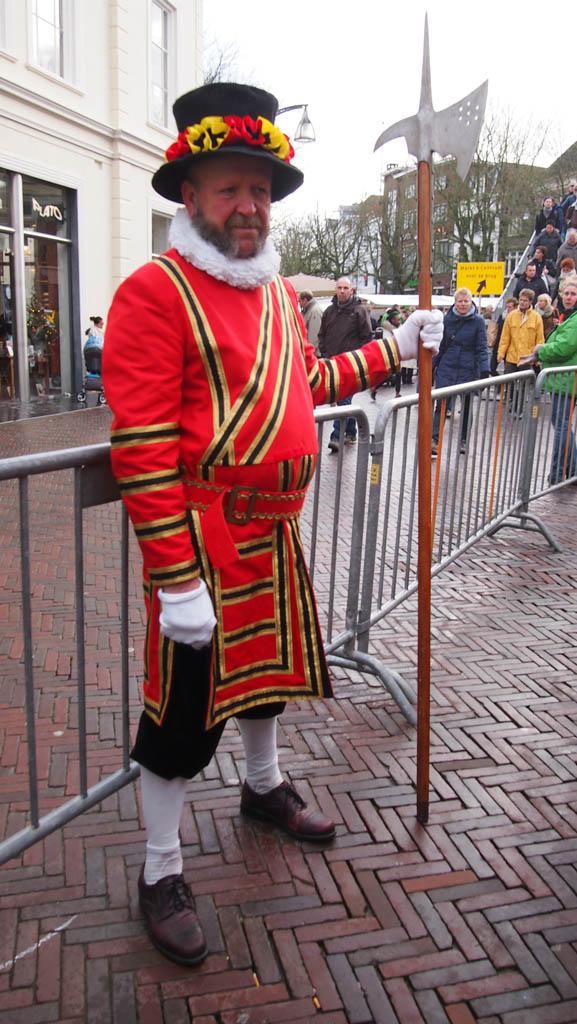 Dickens Festijn Deventer wachten