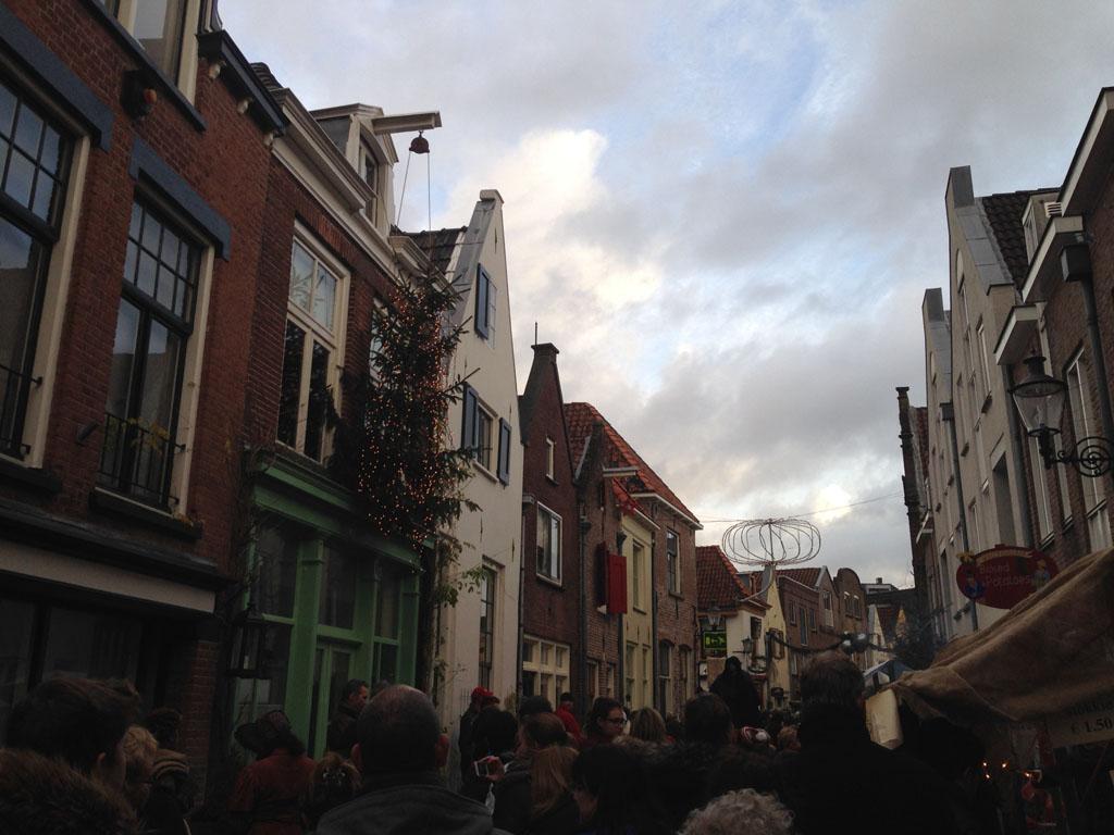 Dickens Festival Bergkwartier Deventer
