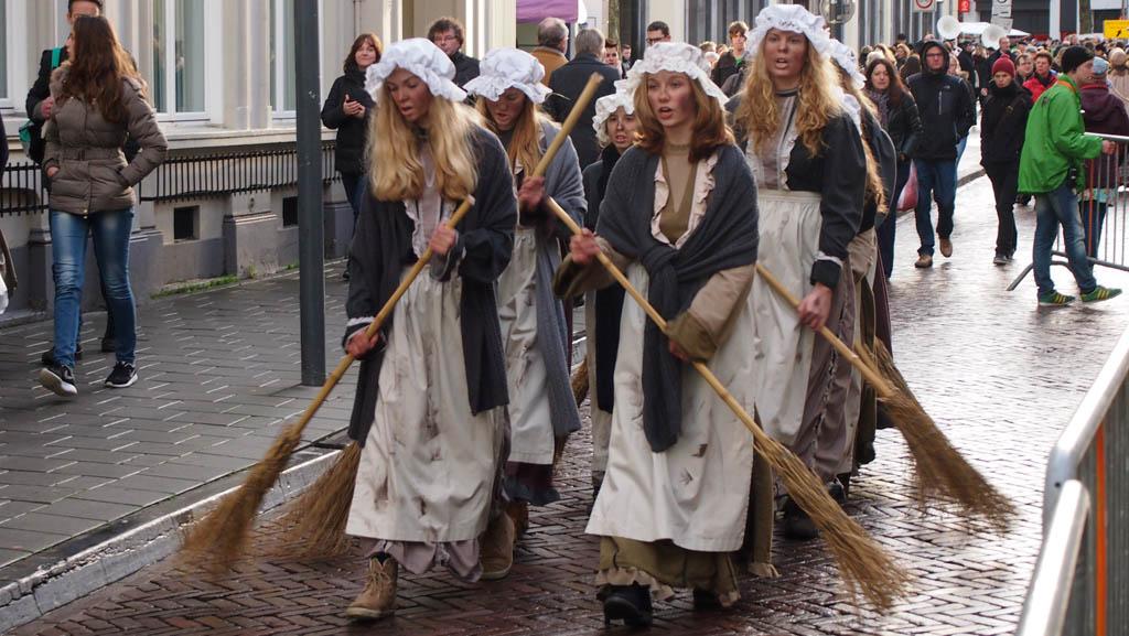 Wachttijd Dickens Festijn Deventer