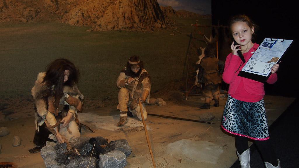 Meeting met de neanderthalers.