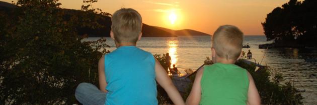 Op vakantie naar Kroatië met kinderen