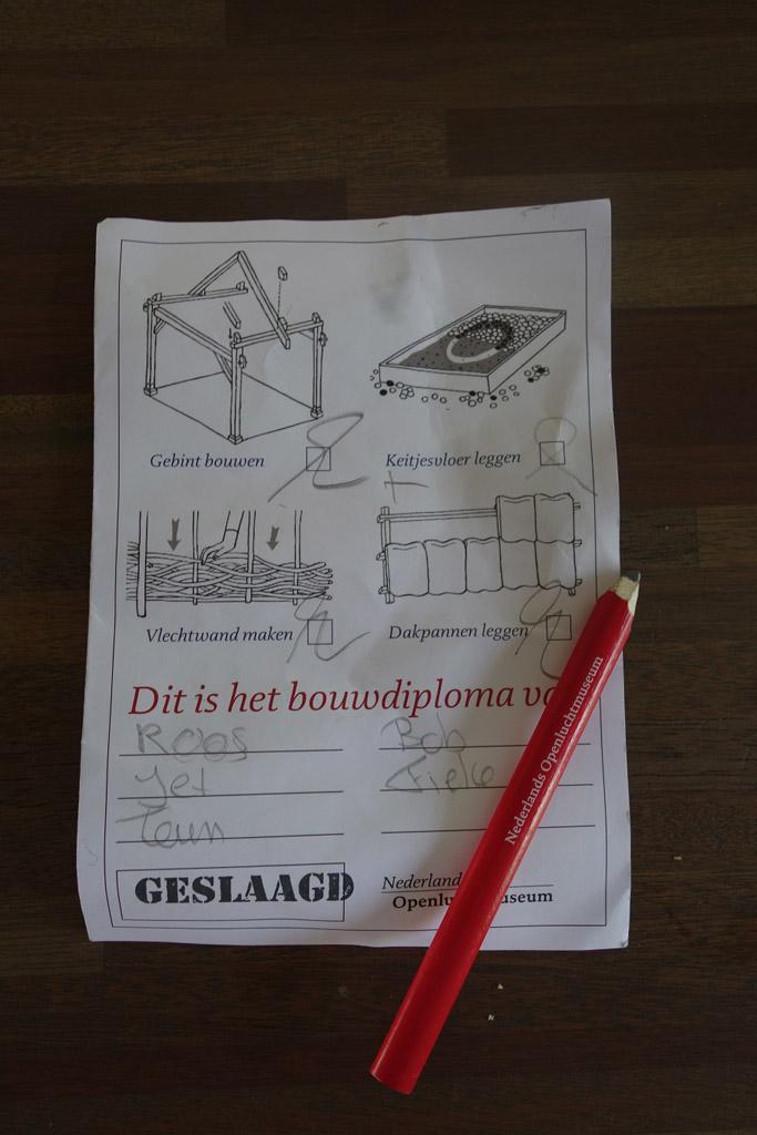 Hoe bouw je een huis?