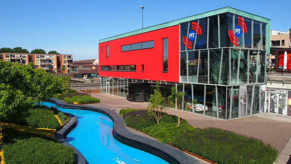 PIT Almere Museum voor politie brandweer en ambulance