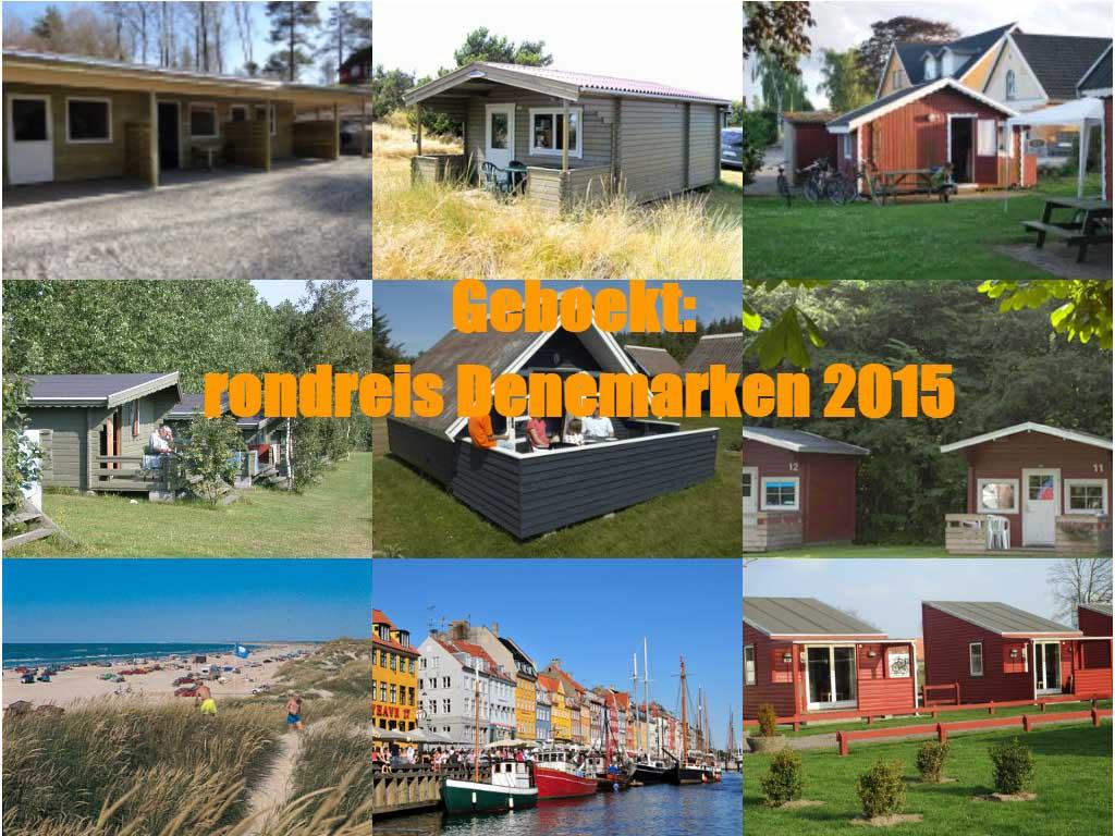 Geboekt: rondreis Denemarken zomer 2015: kidseropuit.nl/rondreis-denemarken