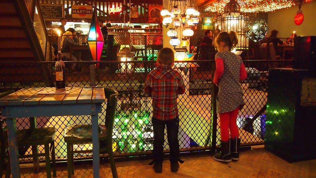 Restaurant Bazar met kinderen