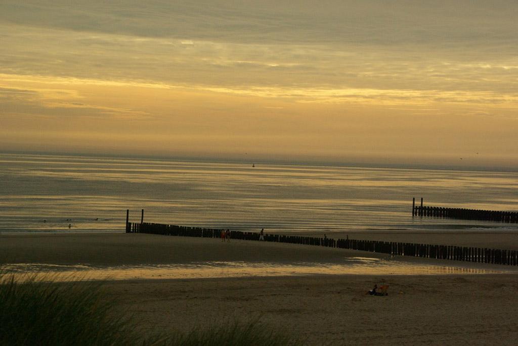 Het strand bij Zoutelande... een prachtige plek voor de zonsondergang.