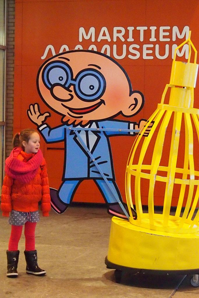 Welkom in het Maritiem Museum Rotterdam.