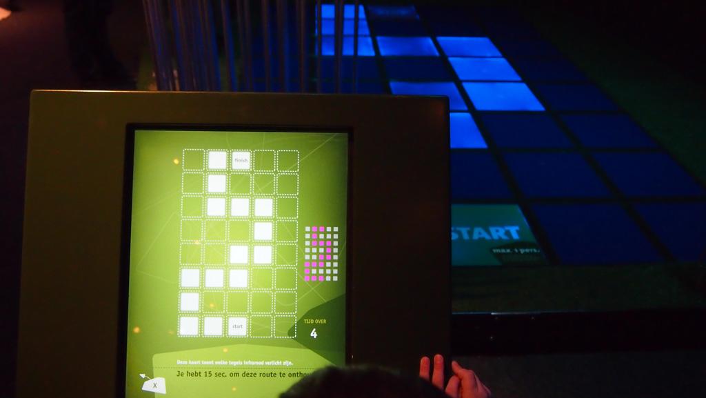 Interactieve spelletjes in Naturalis vallen in de smaak bij kinderen