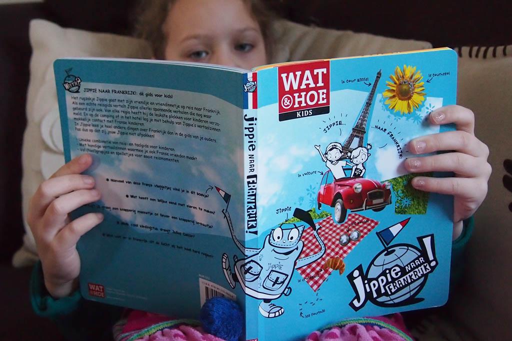 Een speciale reisgids voor kinderen.