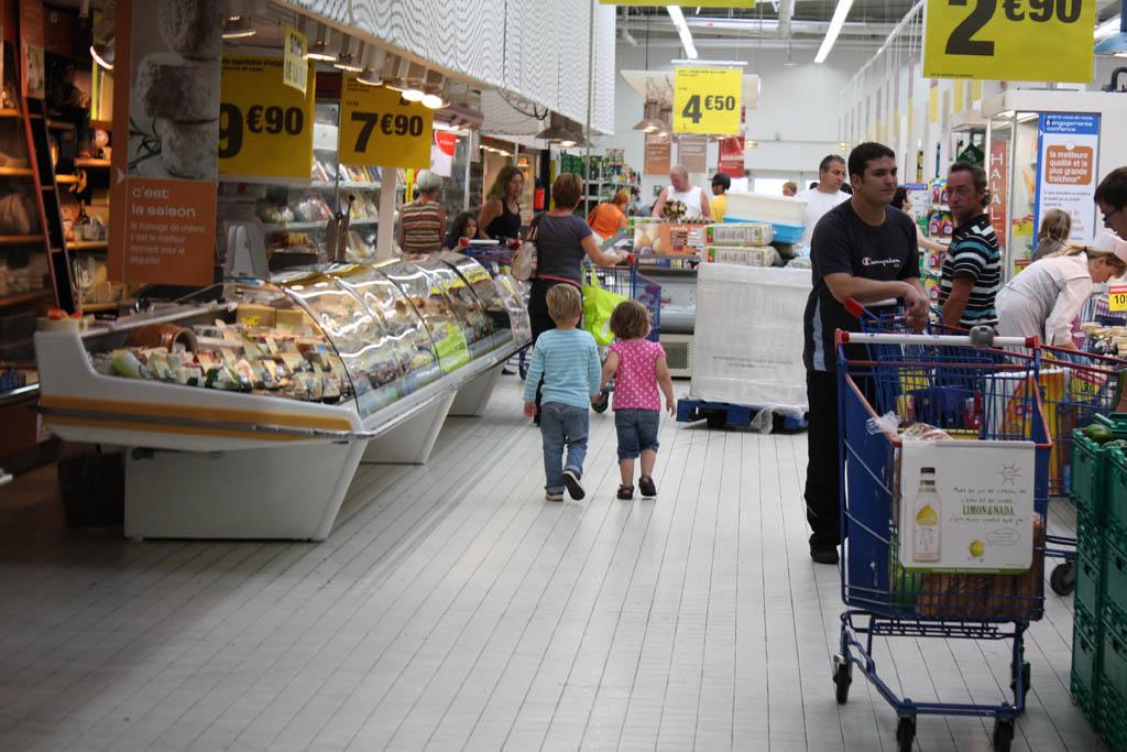 Kom jij op vakantie in een supermarkt of neem je alles van huis mee?