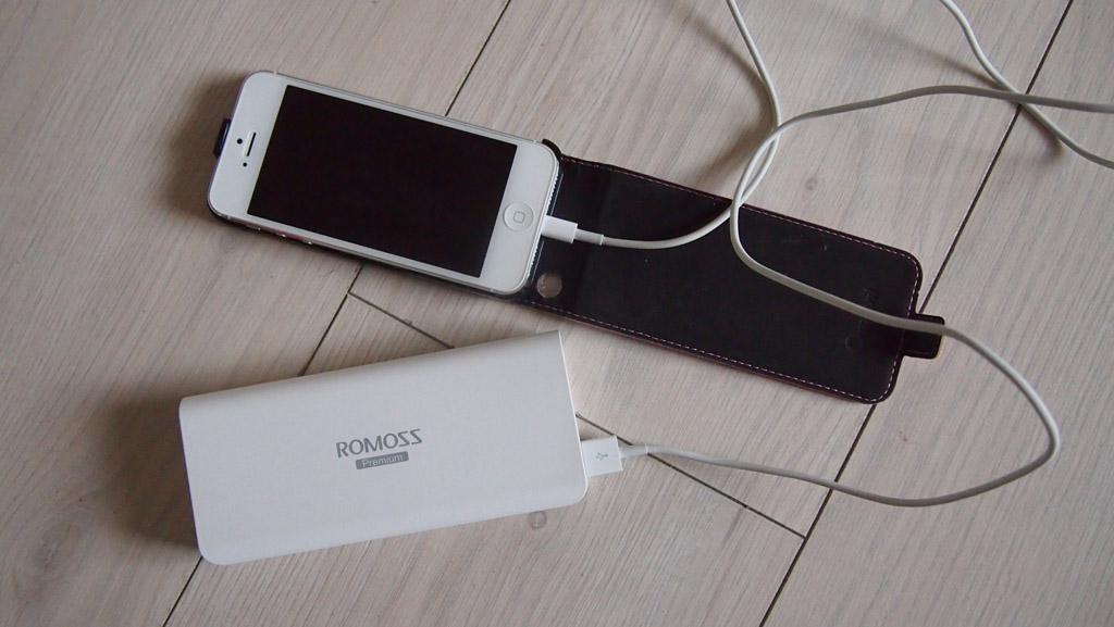 Onmisbaar: de powerbank. Ik kan er zowel iPad als iPhone mee opladen. Tegelijkertijd!