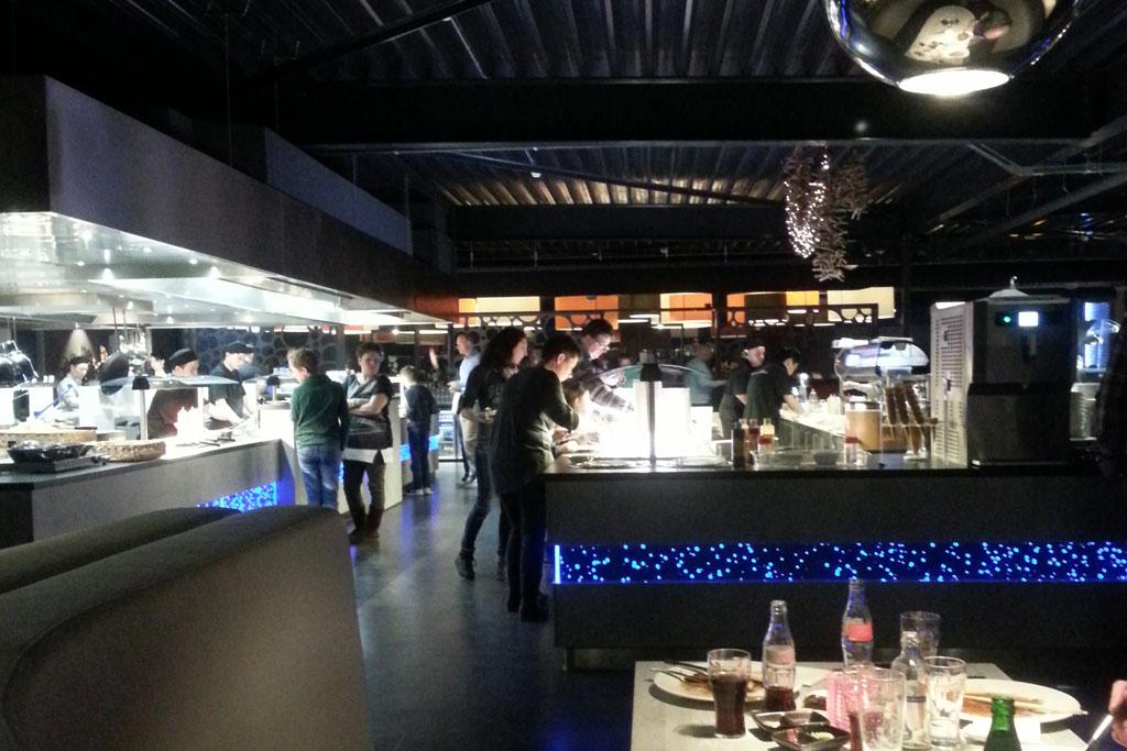 Lekker eten én kindvriendelijk? Die combinatie vind je bij Wereldrestaurant A1 in Deventer.