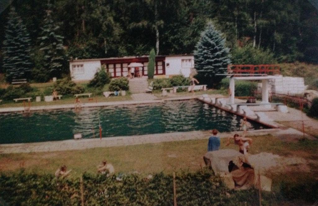 Uit de oude doos: kamperen in vml. oost duitsland in 1992