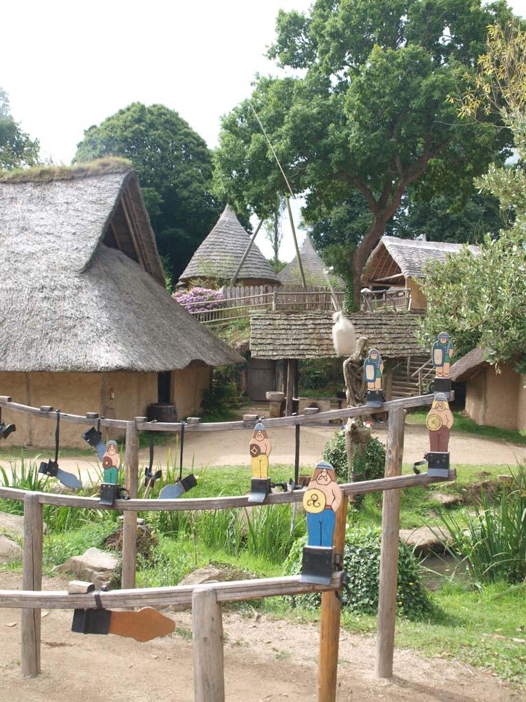 Gallisch dorp Bretagne