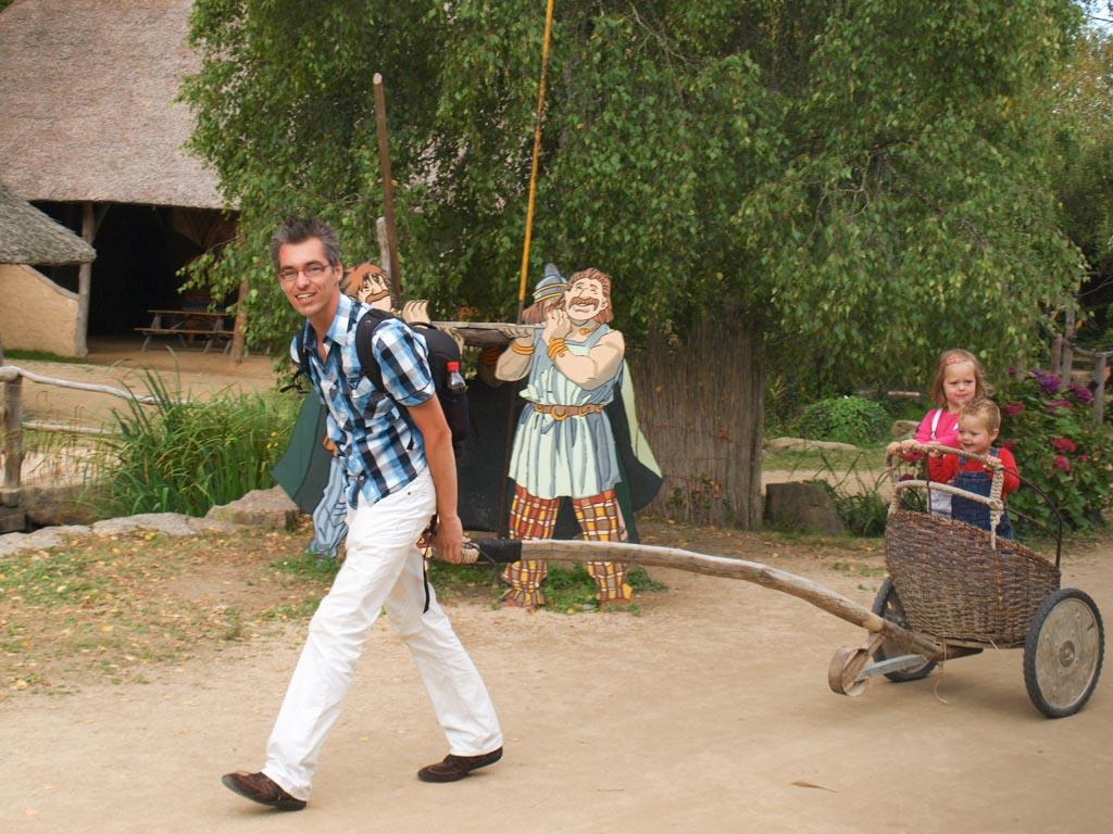 Le Village Gaulois spelen