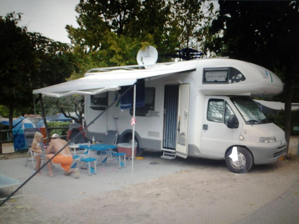 Op en top vrijheid met een camper.