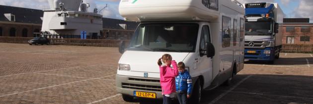 Op pad met de Camptoo-camper in Nederland