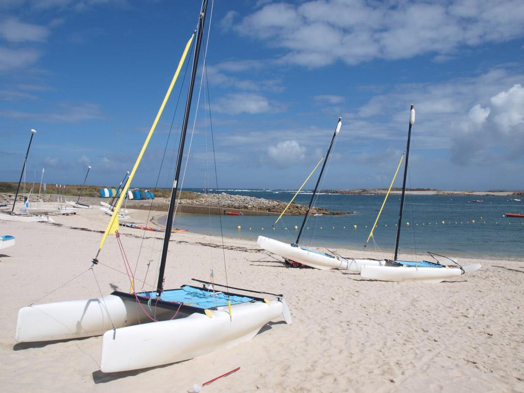 Bretagne en bootjes. Een fijne combinatie.