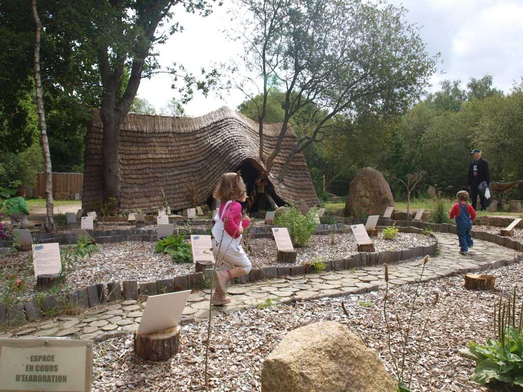 Openluchtmuseum Le village Gaulois