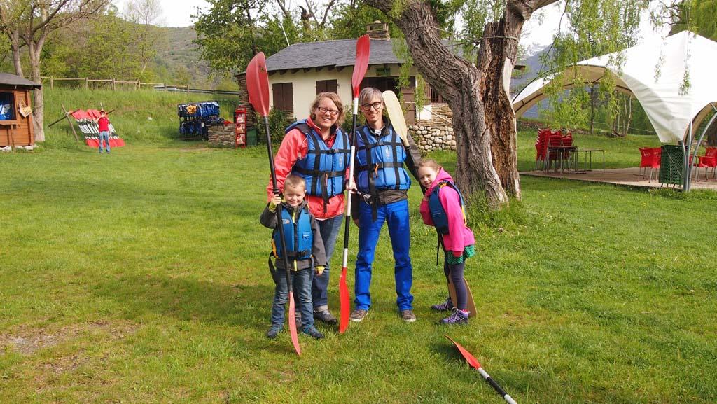 Kanoën en kayakken met het hele gezin: wij zijn er klaar voor!