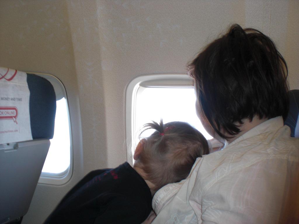 Naar Praag vliegen met kinderen