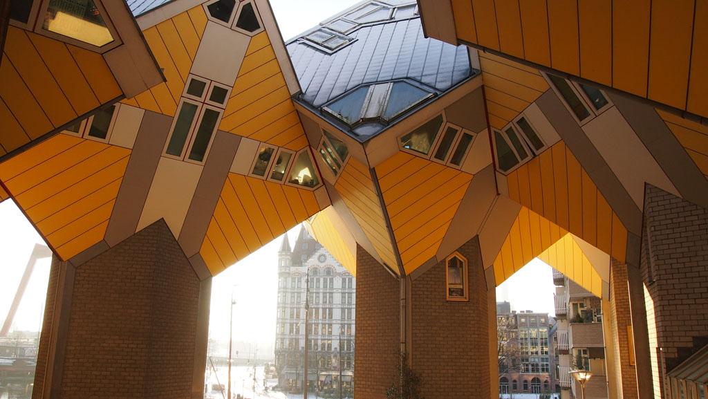 Citytrips met kinderen Rotterdam