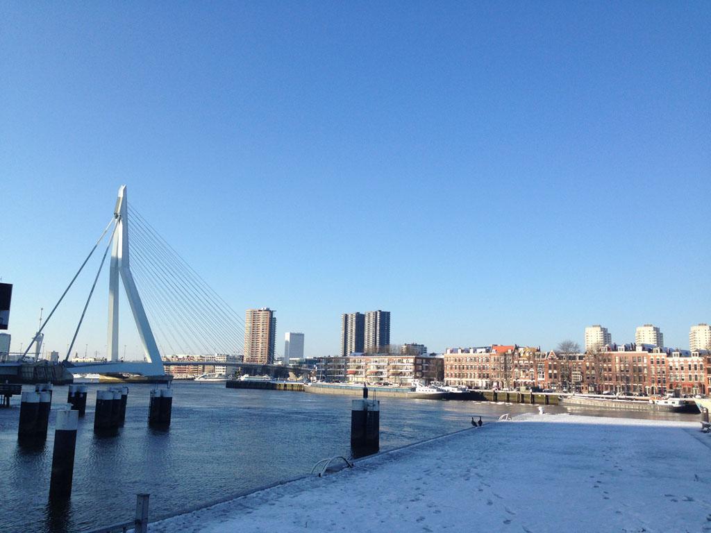 Rotterdam met kinderen